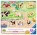 Op de boerderij Puzzels;Puzzels voor kinderen - image 1 - Ravensburger