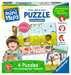 Mein allererstes Puzzle: Jahreszeiten Baby und Kleinkind;Puzzles - Bild 5 - Ravensburger