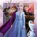 Disney Frozen 2: De reis begint. Puzzels;Puzzels voor kinderen - image 4 - Ravensburger