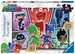 PJ Masks 60pc Glow in the Dark Puzzle Puzzles;Children s Puzzles - image 1 - Ravensburger