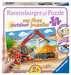Meine Baustelle Puzzle;Kinderpuzzle - Bild 1 - Ravensburger