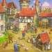 Ritterturn. im Mittelalter3x49p Puslespil;Puslespil for børn - Billede 2 - Ravensburger