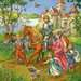 Ritterturn. im Mittelalter3x49p Puslespil;Puslespil for børn - Billede 3 - Ravensburger