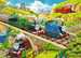 Peppa Pig Tell a Story Floor Puzzle, 24pc Puzzles;Children s Puzzles - image 2 - Ravensburger