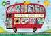 Rachel Ellen Animals Express, Giant Floor Puzzle, 24pc Puzzles;Children s Puzzles - image 2 - Ravensburger