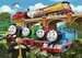 Thomas & Friends Rebecca joins the Team, 24pc Giant Floor Jigsaw Puzzle Puzzles;Children s Puzzles - image 2 - Ravensburger