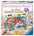 De brandweer komt te hulp Puzzels;Puzzels voor kinderen - image 1 - Ravensburger