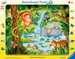 Džungle 24 dílků 2D Puzzle;Dětské puzzle - obrázek 1 - Ravensburger