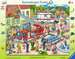 Hasiči a policisté 24 dílků 2D Puzzle;Dětské puzzle - obrázek 1 - Ravensburger