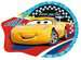 Disney Pixar Cars 3 Four Shaped Puzzles Puzzles;Children s Puzzles - image 2 - Ravensburger