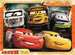 Disney Pixar Cars 3, 4 in Box Puzzles;Children s Puzzles - image 5 - Ravensburger