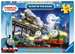 Thomas & Friends Giant Floor Glow in the Dark Puzzle, 60pc Puzzles;Children s Puzzles - image 1 - Ravensburger