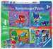 PJ Masks 4 in Box Puzzles;Children s Puzzles - image 1 - Ravensburger