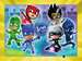 PJ Masks 4 in Box Puzzles;Children s Puzzles - image 2 - Ravensburger