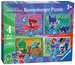 PJ Masks 4 in Box Puzzles;Children s Puzzles - image 6 - Ravensburger