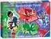 PJ Masks Four Shaped Puzzles Puzzles;Children s Puzzles - image 1 - Ravensburger