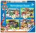 Paw Patrol 4 in Box Puzzles;Children s Puzzles - image 1 - Ravensburger