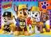 PSI PATROL 4X42EL BUMPER Puzzle;Puzzle dla dzieci - Zdjęcie 4 - Ravensburger