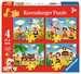 Jokie reist om de wereld Puzzels;Puzzels voor kinderen - image 1 - Ravensburger