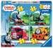 Thomas & Friends My First Puzzle (2, 3, 4 & 5pc) Puzzles;Children s Puzzles - image 1 - Ravensburger