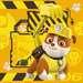 Tlapková Patrola: Rubble, Marshall a Chase 3 v 1 2D Puzzle;Dětské puzzle - obrázek 2 - Ravensburger