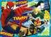 Disney Spider Man 4 v 1 2D Puzzle;Dětské puzzle - obrázek 2 - Ravensburger