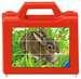 Puzzle 12 cubes - Animaux Jeux éducatifs;Premiers apprentissages - Image 1 - Ravensburger