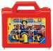 Puzzle 6 cubes - Sam le pompier Puzzle;Puzzle enfant - Image 1 - Ravensburger