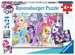 Zauberhafte Ponys Puzzle;Kinderpuzzle - Bild 1 - Ravensburger