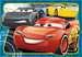 Puzzles 2x24 p - A l aventure avec Flash McQueen / Disney Cars 3 Puzzle;Puzzles enfants - Image 3 - Ravensburger