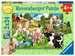 Tierfreunde / Animal Club Puslespil;Puslespil for børn - Billede 1 - Ravensburger