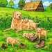 Süße Katzen und Hunde Puzzle;Kinderpuzzle - Bild 2 - Ravensburger
