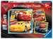 Disney Pixar Cars 3, 3 x 49pc Puslespil;Puslespil for børn - Billede 1 - Ravensburger
