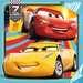 Disney Pixar Cars 3, 3 x 49pc Puslespil;Puslespil for børn - Billede 2 - Ravensburger