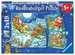 Weihnachtszauber Puzzle;Kinderpuzzle - Bild 1 - Ravensburger
