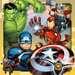 Disney Marvel Avengers 2D Puzzle;Dětské puzzle - image 2 - Ravensburger