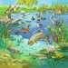 Tiere in ihren Lebensräumen Puzzle;Kinderpuzzle - Bild 2 - Ravensburger