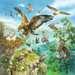 Tiere in ihren Lebensräumen Puzzle;Kinderpuzzle - Bild 3 - Ravensburger