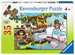 Day at the Zoo Jigsaw Puzzles;Children s Puzzles - image 1 - Ravensburger