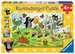 Der Maulwurf im Garten Puzzle;Kinderpuzzle - Bild 1 - Ravensburger