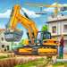 Large Construction Vehicles Jigsaw Puzzles;Children s Puzzles - image 4 - Ravensburger
