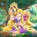 Palace Pets -  Belle, Cinderella und Rapunzel Puslespil;Puslespil for børn - Billede 3 - Ravensburger
