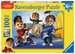ALVIN, SIMON, TEODOR 100EL Puzzle;Puzzle dla dzieci - Zdjęcie 1 - Ravensburger