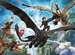 Puzzle 100 p XXL - Le monde caché / Dragons 3 Puzzle;Puzzle enfant - Image 2 - Ravensburger