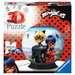 Puzzle 3D rond 72 p - Miraculous Puzzle 3D;Puzzles 3D Ronds - Image 1 - Ravensburger