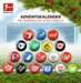 Bundesliga Adventskalender 2020/2021 3D Puzzle;3D Puzzle-Ball - Bild 2 - Ravensburger