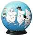 Moomin                    72p 3D Puzzle®;Puslespillballer - bilde 3 - Ravensburger