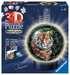 Nachtlicht - Raubkatzen 3D Puzzle;3D Puzzle-Ball - Bild 1 - Ravensburger