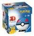 Puzzles 3D Ball 54 p - Super Ball / Pokémon Puzzle 3D;Puzzles 3D Ronds - Image 1 - Ravensburger