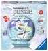 FROZEN - PRZYGODY OLAFA 3D 72EL Puzzle 3D;Puzzle Kuliste - Zdjęcie 1 - Ravensburger